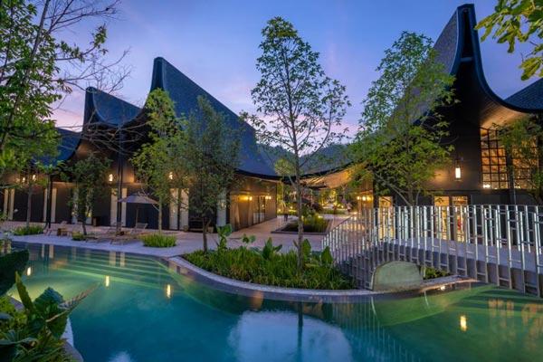 โรงแรมลาบาริส เขาใหญ่ (Hotel Labaris Khao Yai)