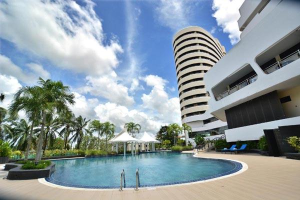 โรงแรมเรือรัษฎา (Rua Rasada Hotel)