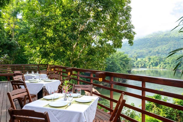 โฮมพุเตย ริเวอร์แคว ฮอตสปริง แอนด์ เนเจอร์ รีสอร์ต (Home Phutoey River Kwai Hotspring & Nature Resort)