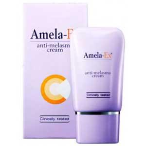 Amela Ex Anti Melasma Cream ครีมทาฝ้า กระ จุดด่างดำ