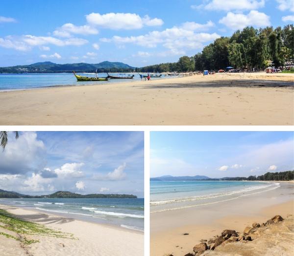 หาดบางเทา Bang Tao beach