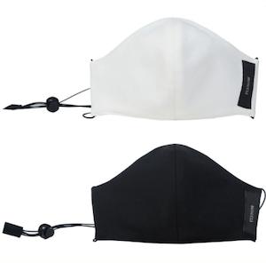 FLYNOW 3D MASK หน้ากากผ้ากันน้ำ ทรง 3D รุ่น FLYNOW Micro Fabric