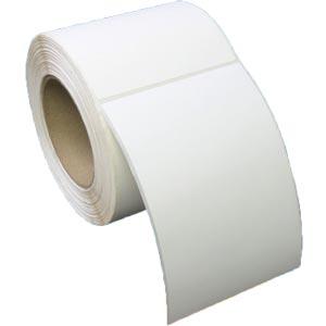 Gloss Paper Label สติ๊กเกอร์บาร์โค้ด กึ่งมันกึ่งด้าน สำหรับพิมพ์ฉลากบาร์โค้ด (ต้องใช้คู่กับหมึกริบบอน)