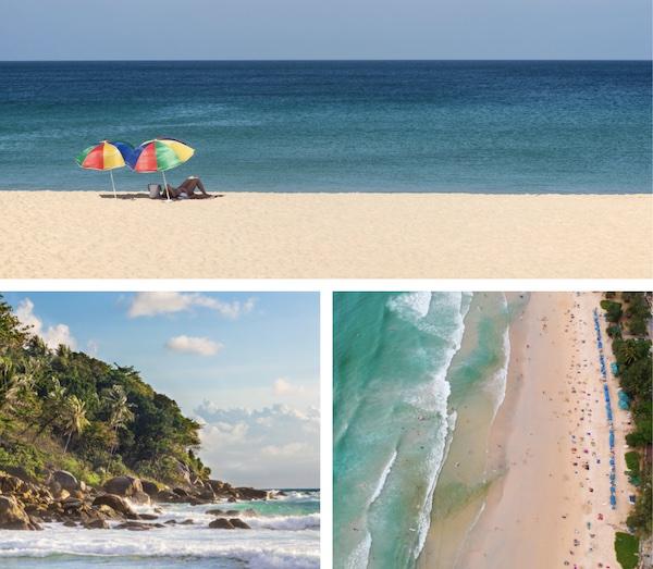 หาดกะรน Karon beach