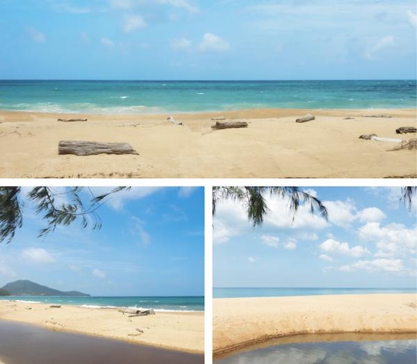 หาดไม้ขาว Mai Khao beach