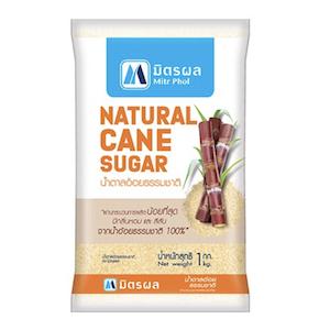 มิตรผล น้ำตาลอ้อยธรรมชาติ