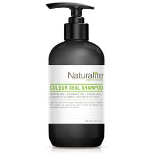 Naturalite Organic Colour Seal Shampoo แชมพูออร์แกนิค