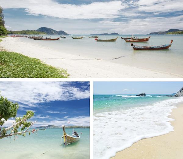 หาดราไวย์ Rawai beach