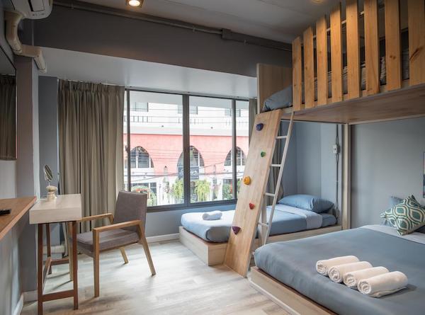 อาร์ค39 มินิมอล อาร์ตแอนด์คราฟต์ โฮเต็ล (Arch39 Minimal Art&Craft Hotel)