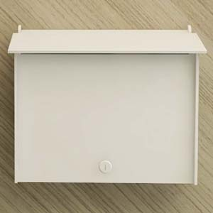 กล่องใส่จดหมาย กล่องไปรษณีย์ กล่องติดหน้าบ้าน