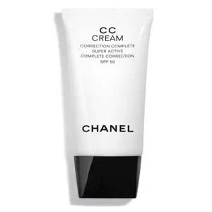ซีซีครีม CHANEL Cc Cream Super Active Complete Correction Spf 50