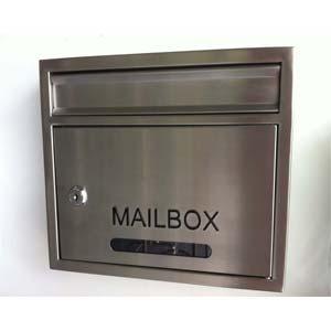 ตู้จดหมาย ตู้ไปรษณีย์ สแตนเลส
