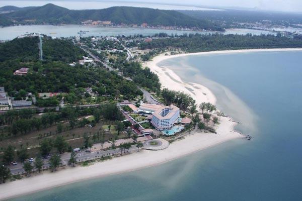 บีพี สมิหลา บีช โฮเต็ล แอนด์ รีสอร์ท (BP Samila Beach Hotel & Resort)