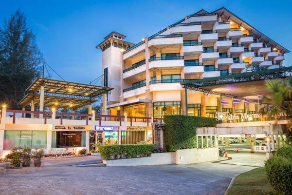 สงขลา เมอร์เมด โฮเทล (Songkhla Mermaid Hotel)