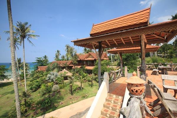 สวนย่า เกาะกูด รีสอร์ต แอนด์ สปา (Suanya Koh Kood Resort & Spa)