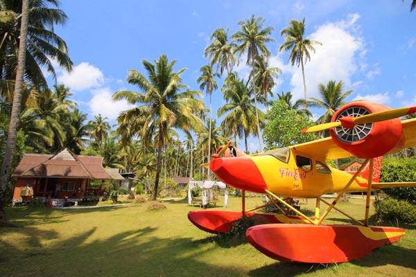 เกาะกูด ฟาร์อีสต์ รีสอร์ต (Koh Kood Far East Resort)