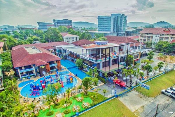 เดอะเบด เวเคชั่น ราชมังคลา โฮเทล (The Bed Vacation Rajamangala Hotel)