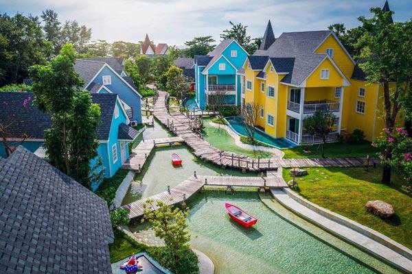 เป๊กกี้ โคฟ รีสอร์ท (Peggy's cove resort)