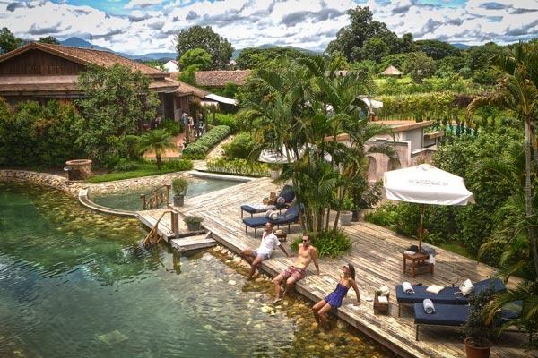 เรเวอรี่ สยาม รีสอร์ท (Reverie Siam Resort)