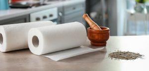 รีวิว กระดาษอเนกประสงค์  Kitchen roll ยี่ห้อไหนดี