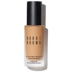 BOBBI BROWN รองพื้น Skin Long-Wear Weightless Foundation SPF15