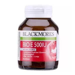 Blackmores Bio E 500IU วิตามินอีจากธรรมชาติ