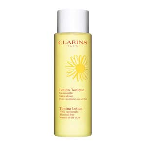 CLARINS โทนเนอร์ Toning Lotion - Normal to Dry skin