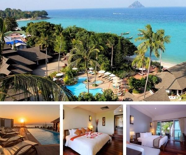 ฮอลิเดย์อินน์รีสอร์ท เกาะพีพี (Holiday Inn Resort Phi Phi Island)
