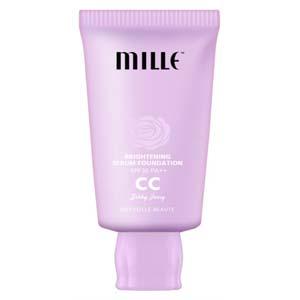 Mille ซีซีครีม Brightening Serum Foundation CC Cream