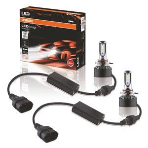 Osram LEDrving Headlight หลอดไฟหน้า LED รถยนต์ มีหลายขั้ว 6000K