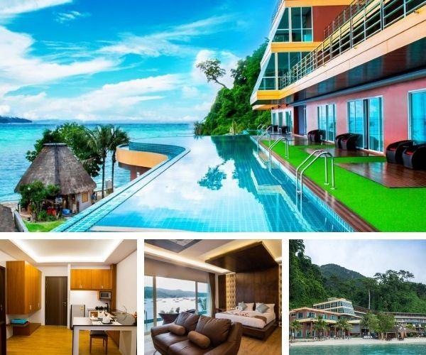 พีพีคลิฟ บีช รีสอร์ต (Phi Phi Cliff Beach Resort)