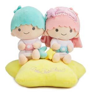 SANRIO ตุ๊กตา Little Twin Stars 12 นิ้ว