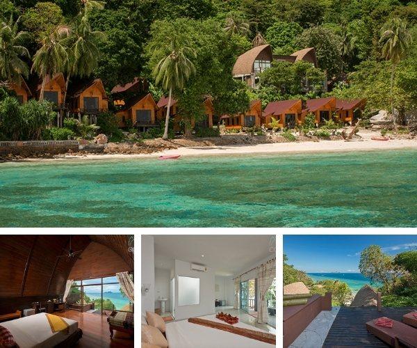 เดอะโคฟ พีพี (The Cove Phi Phi)