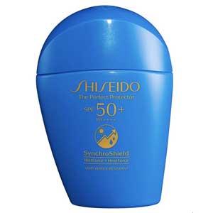 ครีมกันแดด SHISEIDO Perfect UV Protector SPF50+ PA++++ Wetforce Multi Defense