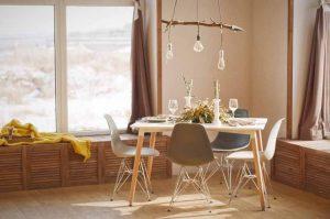 แนะนำ โต๊ะทานข้าว ซื้อแบบไหนดี ปี 2020
