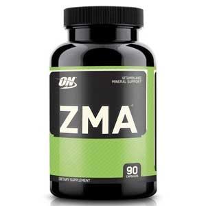 อาหารเสริมซิงค์ Optimum Nutrition ZMA