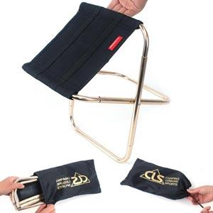 CLS เก้าอี้พับขนาดเล็ก สำหรับกิจกรรมกลางแจ้ง