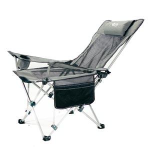 Camping Chairs เก้าอี้สนาม เก้าอี้แคมป์ปิ้ง สามารถปรับระดับเอนได้