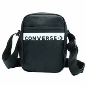Converse กระเป๋าสะพายข้าง Revolution Mini Bag - Black