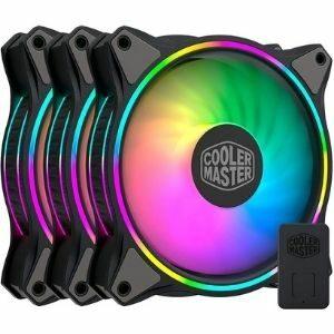 Cooler Master MasterFan MF120 Halo Duo-Ring ARGB Lighting