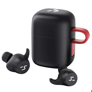 HAKII True Wireless หูฟังสปอร์ตไร้สาย เสียงดี เบสแน่น รุ่น G1 Pro