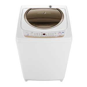 TOSHIBA เครื่องซักผ้าฝาบน ขนาด 10 กก. รุ่น AW-B1100GT(WD)