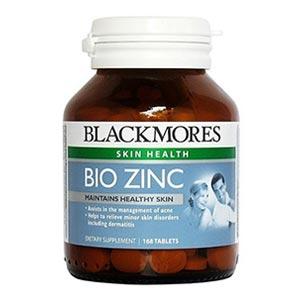 อาหารเสริมซิงค์ Blackmores Bio Zinc