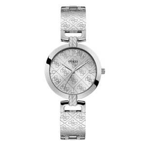 GUESS นาฬิกาข้อมือผู้หญิง G LUXE W1228L1 สี Silver