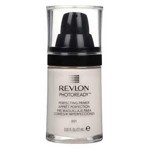 Revlon Photoready Perfecting Primer ไพรเมอร์เนื้อสีชมพูอ่อน