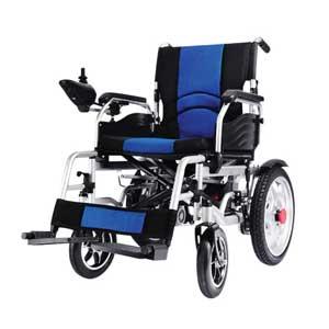 Synergy วีลแชร์ไฟฟ้าพับได้ รถเข็นไฟฟ้า Power Wheelchair