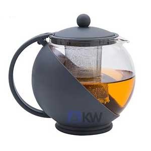 กาชงชา กาน้ำชา กาชงชาญี่ปุ่น พร้อมที่กรองสแตนเลส