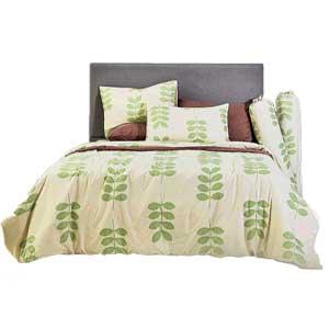 ชุดเครื่องนอนและผ้านวม Dunlopillo ชุดผ้าปูที่นอน Print Collection