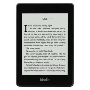 Amazon เครื่องอ่านหนังสือขนาดพกพา Kindle Paperwhite