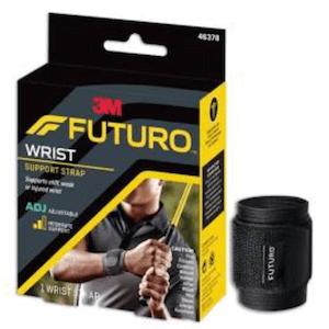Futuro™ Wrist Support Strap อุปกรณ์พยุงข้อมือ รุ่นปรับกระชับได้